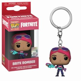Funko Pop! Keychain Fortnite - Brite Bomber