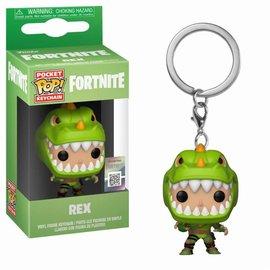 Funko Pop! Keychain Fortnie - Rex