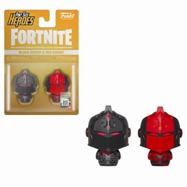 Funko Pint Size Heroes: Fortnite - Black Knight and Red Knight