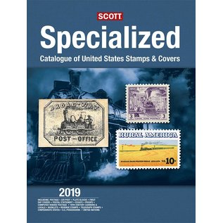 Scott 2019 Specialized Catalogue of United States Stamps & Covers