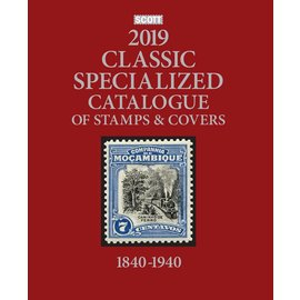 Scott 2019 Classic Specialized Catalogue of Stamps & Covers 1840-1940