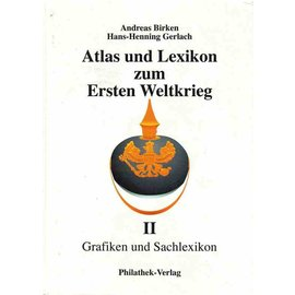 Philathek Atlas & Lexikon 1e Wereldoorlog Volume 2