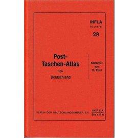 Infla Post-Taschen-Atlas von Deutschland
