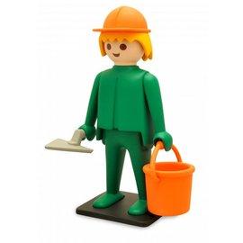 Plastoy Playmobil Bauarbeiter