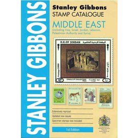 Gibbons Stamp Catalogue Middle East