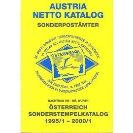 ANK Österreich Sonderstempel 1995-2000