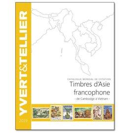 Yvert & Tellier Timbres d'Asie francophone