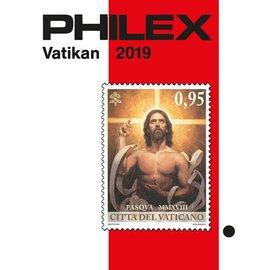Philex Vatikan mit Kirchenstaat 2019