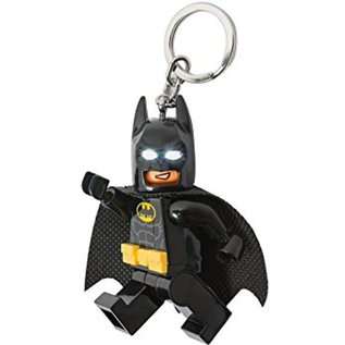 lego Batman keychain with LED light
