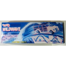 Mattel Hot Wheels Wildwave Looping Hawai