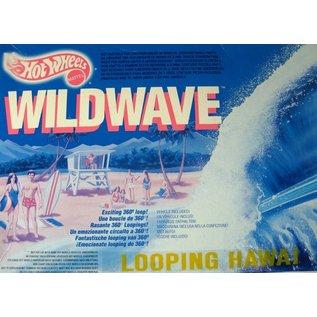 Mattel Hot Wheels Wildwave Looping Hawai