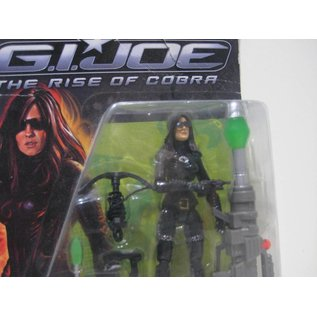 G.I. Joe Baroness The Rise of the Cobra figuur