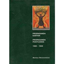 Weissenböck Propaganda Karten 1920-1945