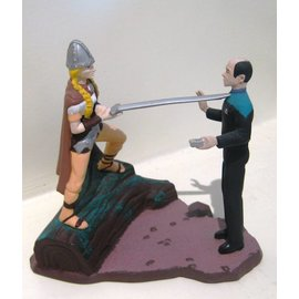 Applause Star Trek Voyager beeldjes