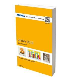 Michel Junior 2019 - Der kleine Deutschland-Katalog