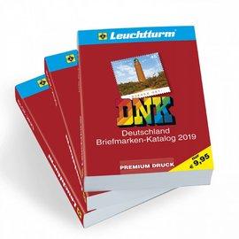 Leuchtturm DNK Deutschland Briefmarken-Katalog 2019