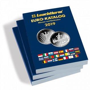 Leuchtturm Euro Katalogus Munten en bankbiljetten 2019