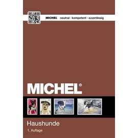 Michel Hunde - Ganze Welt - Dogs on Stamps
