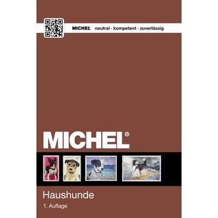 Michel Hunde - Ganze Welt - Dogs on Stamps