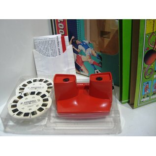 View-Master View-Master 3-D Football set