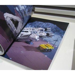Atrium Het grote bouwboek - Bouw je eigen ruimterijk met Lego