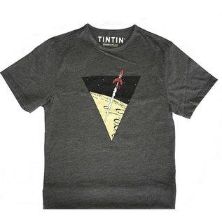 moulinsart Tintin Shirt Rocket to the Moon - für 12-Jährige