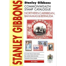 Gibbons Stamp Catalogue Northern Caribbean, Bahamas & Bermuda