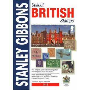 Gibbons Collect British Stamps 2019
