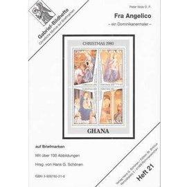 Schönen Fra Angelico on Stamps