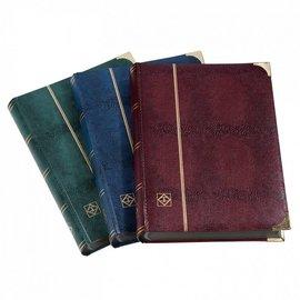 Leuchtturm Einsteckbuch Comfort Deluxe S 64 blau