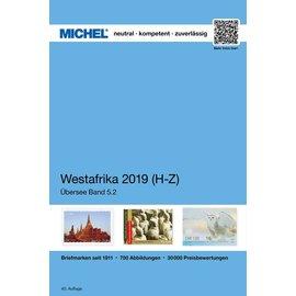 Michel Übersee-Katalog Westafrika Band 2 H-Z 2019