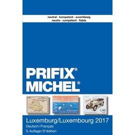 Michel Prifix Luxemburg 2017