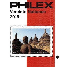 Philex Vereinte Nationen 2016