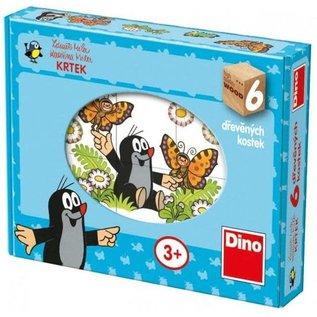 Dino Molletje houten puzzel 6