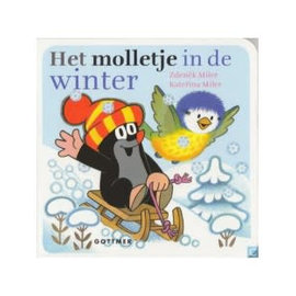 Gottmer Het molletje in de winter - Zdenek Miler