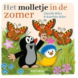 Gottmer Het molletje in de zomer - Zdenek Miler