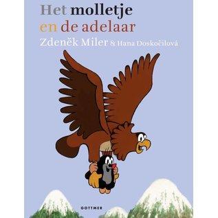 Gottmer Het molletje en de adelaar - Zdenek Miler