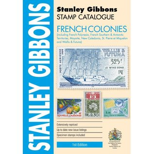 Gibbons Stamp Catalogue French Colonies