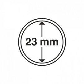 Leuchtturm muntencapsule 23 mm - 10 stuks