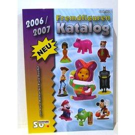 Fantasia Verlag Fremdfiguren Katalog 2006/2007