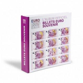 Leuchtturm Album Euro-Souvenir banknotes