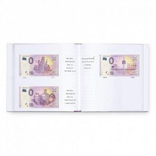 Leuchtturm Album Euro-Souvenir Banknoten