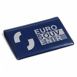 Leuchtturm Route zakalbum voor Euro-Souvenir bankbiljetten