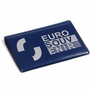 Leuchtturm Route pocket album for Euro-Souvenir banknotes