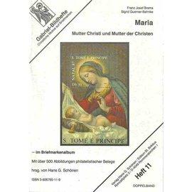 Schönen Maria, Mutter Christi und Mutter den Christen