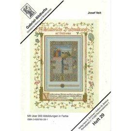 Schönen Mittelalterliche Buchmalkunst auf Briefmarken