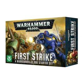 Games Workshop Warhammer 40,000 First Strike Starter Set