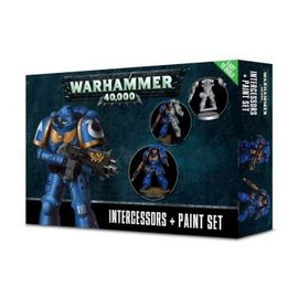 Warhammer Intercessors - Paint Set