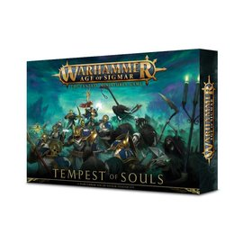 Games Workshop Warhammer Age of Sigmar Tempest of Souls
