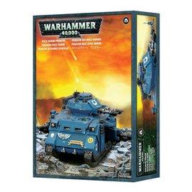 Warhammer Space Marine Predator